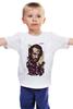 """Детская футболка классическая унисекс """"The Walking Dead"""" - ходячие мертвецы, the walking dead"""