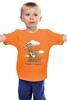 """Детская футболка """"Summer is Coming (Лето Близко)"""" - пародия, снеговик, игра престолов, game of thrones, лето близко"""