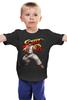 "Детская футболка ""Street Fighter Ryu"" - компьютерные игры, видеоигры, street fighter, стрит файтер"