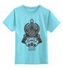 """Детская футболка классическая унисекс """"star wars"""" - star wars, dark side, stormtrooper, звёздные войны, storm trooper"""