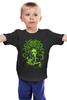 "Детская футболка классическая унисекс ""Ктулху (Cthulhu)"" - ктулху, cthulhu"