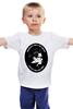 """Детская футболка классическая унисекс """"Джеймс Дин (James Dean)"""" - джеймс дин, james dean"""