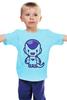 """Детская футболка """"Frieza (Dragon Ball)"""" - жемчуг дракона, dragon ball, frieza, freeza"""