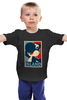 "Детская футболка ""Yoshi (Mario)"" - obey, mario, island, yoshi, йоши"