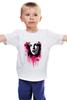 """Детская футболка классическая унисекс """"Dame un beso"""""""