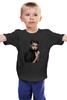 "Детская футболка ""Justin Bieber"" - justin bieber, джастин бибер"