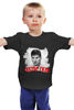 """Детская футболка классическая унисекс """"Сектор Газа"""" - панк рок, сектор газа, юра хой, колхозный панк, юрий клинских"""