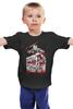 "Детская футболка ""джэйсон"" - маска, ужасы, пятница 13, вурхез, джэйсон"