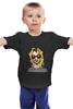 "Детская футболка классическая унисекс ""Nirvana "" - grunge, гранж, супер, арт, nirvana, стиль, kurt cobain, курт кобейн"
