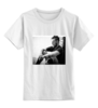 """Детская футболка классическая унисекс """"McGregor by K.Karavaev"""" - ufc, mcgregor, karavaev, караваев, connor"""