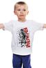 "Детская футболка ""Eminem"" - eminem, эминем, rapper, slim shady"