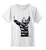 """Детская футболка классическая унисекс """"Нирвана"""" - гранж, арт, nirvana, kurt cobain, курт кобейн"""