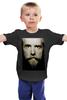 """Детская футболка классическая унисекс """"Варг Викернес"""" - музыка, арт, metal, металл, варг, varg vikernes"""