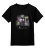 """Детская футболка классическая унисекс """"Доктор Кто"""" - космос, галактика, galaxy, доктор кто, тардис"""