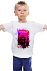 "Детская футболка ""Арт Будда"" - buddha, будда, намасте, крыша мира"