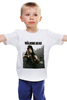 """Детская футболка классическая унисекс """"Ходячие мертвецы"""" - зомби, ходячие мертвецы, the walking dead, daryl, дэрил, dixon, диксон, арбалет"""
