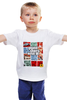 "Детская футболка классическая унисекс ""GTA 3"" - nyc, gta 3, liberty city, grand theft auto iii"