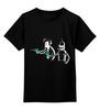 """Детская футболка классическая унисекс """"Футурама"""" - бендер, криминальное чтиво, фрай, футурама"""
