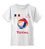 """Детская футболка классическая унисекс """"WRC Sebastian Loeb"""" - гонки, wrc, rally, чемпионат мира по ралли"""
