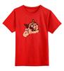 """Детская футболка классическая унисекс """"Селфи"""" - grumpy cat, селфи, угрюмый кот, себяшка, самострел"""