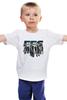 """Детская футболка классическая унисекс """"Fast & Furious / Форсаж"""" - авто, форсаж, тачки, kinoart, вин дизель"""