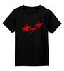 """Детская футболка классическая унисекс """"Алиса - нашествие"""" - рок, rock, 2012, алиса, нашествие, alisa"""