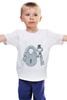 """Детская футболка """"Жених и невеста"""" - свадьба, жених, невеста, влюбленным"""