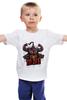 """Детская футболка """"Mortal Combat"""" - игра, mortal kombat, мортал комбат, time to die, goro, горо"""
