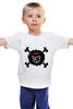 """Детская футболка """"Be Different"""" - арт, юмор, индивидуальность, новый год, символ года, овца, год овцы, sheep, 2015, овечка"""