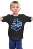 """Детская футболка классическая унисекс """"ХК Адмирал"""" - спорт, якорь, хоккей, кхл, anchor, атрибутика, хоккейный клуб, адмирал, hcadmiral, владивосток"""
