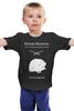 """Детская футболка классическая унисекс """"Дом Ватсона"""" - шерлок, ватсон, игра престолов, i dont shave"""