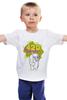 """Детская футболка """"420"""" - авторские майки"""