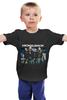 """Детская футболка классическая унисекс """"Nickelback"""" - alternative, nickelback, chad kroeger"""