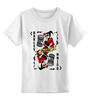 """Детская футболка классическая унисекс """"Харли Квинн (Harley Quinn)"""" - joker, batman, джокер, харли квинн, harley quinn"""