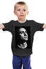 """Детская футболка классическая унисекс """"Paul Van Dyk"""" - dj, trance, транс, paul van dyk, пол ван дайк"""