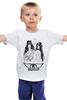 """Детская футболка классическая унисекс """"Aerosmith (Смиты, Smits)"""" - рок, rock, glam rock, глэм-рок, aerosmith, аэросмит, смиты"""