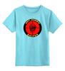 """Детская футболка классическая унисекс """"Sniper"""" - zombie, зомби, sniper, снайпер, headshot"""
