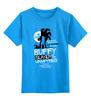 """Детская футболка классическая унисекс """"Баффи (Buffy)"""" - вампиры, vampire, баффи, buffy the vampire slayer, истребительница вампиров"""
