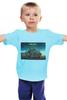 """Детская футболка классическая унисекс """"Безумный Макс / Mack"""" - авто, mad max, безумный макс, kinoart, mack"""
