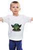 """Детская футболка классическая унисекс """"Путь Йоды"""" - star wars, yoda, звездные войны, йода"""