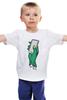 "Детская футболка классическая унисекс ""Рука Зомби (Zombie Hand)"" - zombie, зомби"