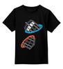 """Детская футболка классическая унисекс """"Tardis x Portal"""" - doctor who, tardis, доктор кто, тардис"""