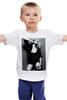 """Детская футболка классическая унисекс """"мадонна"""" - поп, sexy, madonna, icon"""
