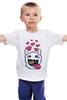 """Детская футболка """"Poro Snax (League of Legends)"""" - league of legends, сердечки, печенье, монстрик"""