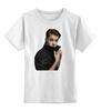"""Детская футболка классическая унисекс """"Justin Bieber"""" - justin bieber, джастин бибер"""