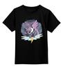 """Детская футболка классическая унисекс """"Twilight Sparkle Wonderbolt"""" - pony, mlp, friendship is magic, дружба ето чудо"""