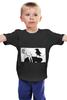 """Детская футболка классическая унисекс """"C/Л/Г/Э"""" - птицы, thriller, триллер, hitchcock, suspense, хичкок, the birds, 1963"""