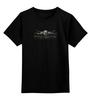 "Детская футболка классическая унисекс ""World of Tanks"" - арт, world of tanks, танки, online"