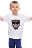 """Детская футболка """"Бессмертный Джо (Безумный Макс)"""" - mad max, безумный макс, immortan joe, citadel, бессмертный джо"""
