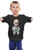 "Детская футболка ""Путин"" - москва, россия, путин, президент, putin"